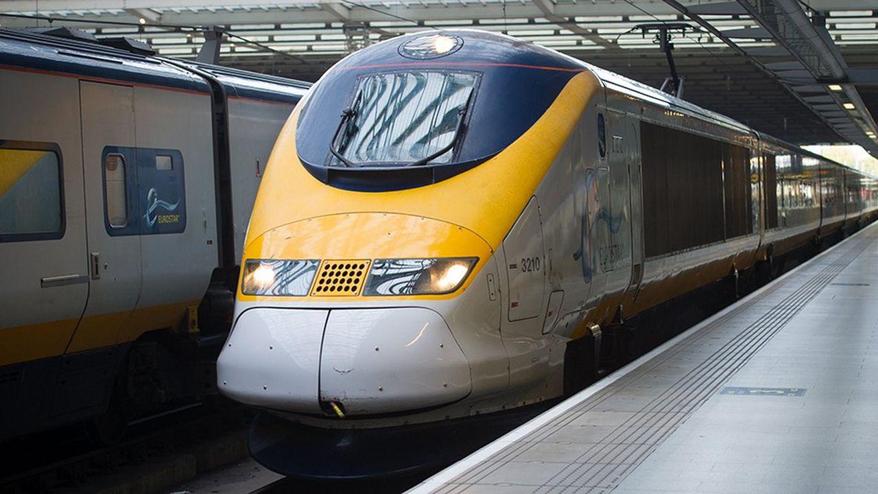 Entre Londres à Paris c'est Eurostar qui offre le gain de temps maximal par rapport à l'avion.
