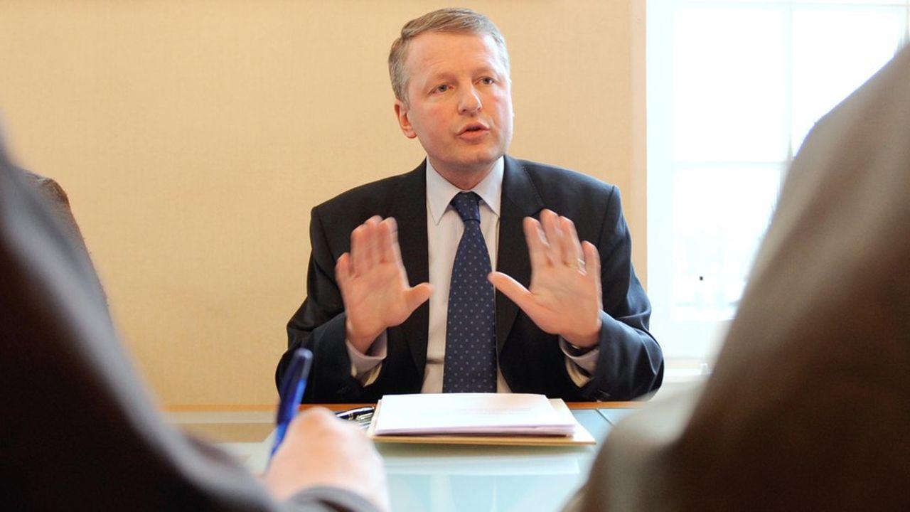 Rémy Heitz est entendu mardi 16octobre par le Conseil supérieur de la magistrature (CSM) pour succéder à François Molins comme procureur de la République de Paris.