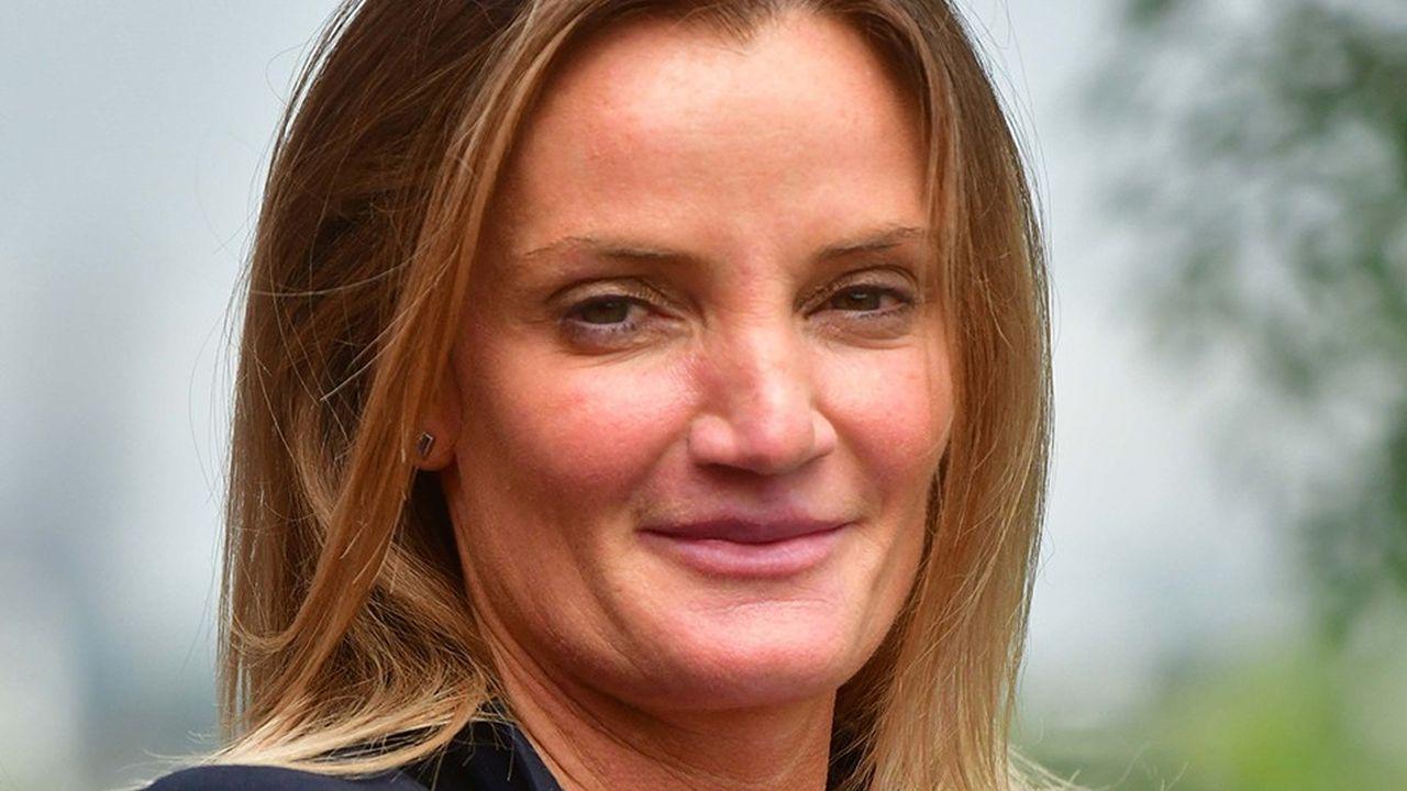 Sylvie Davila, cofondatrice et présidente de la jeune société nantaise Hera-MI.