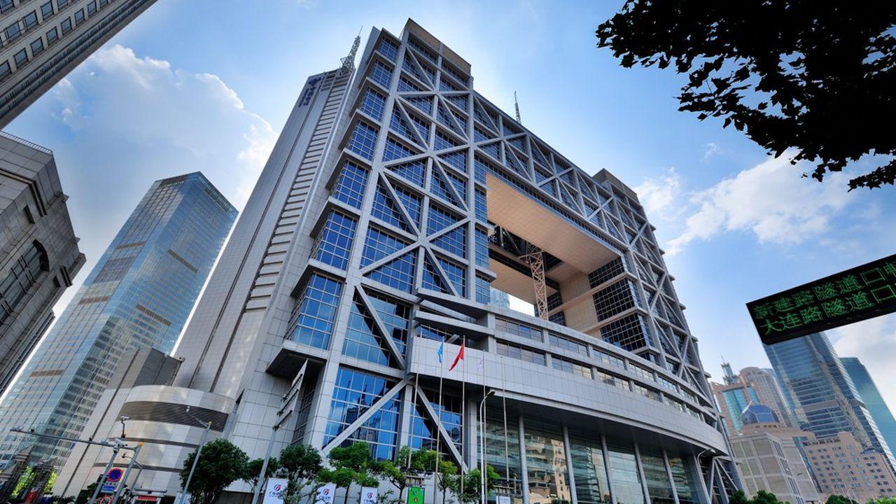 Les investisseurs britanniquespourront plus facilement investir dans les sociétés cotées à la Bourse de Shanghai.