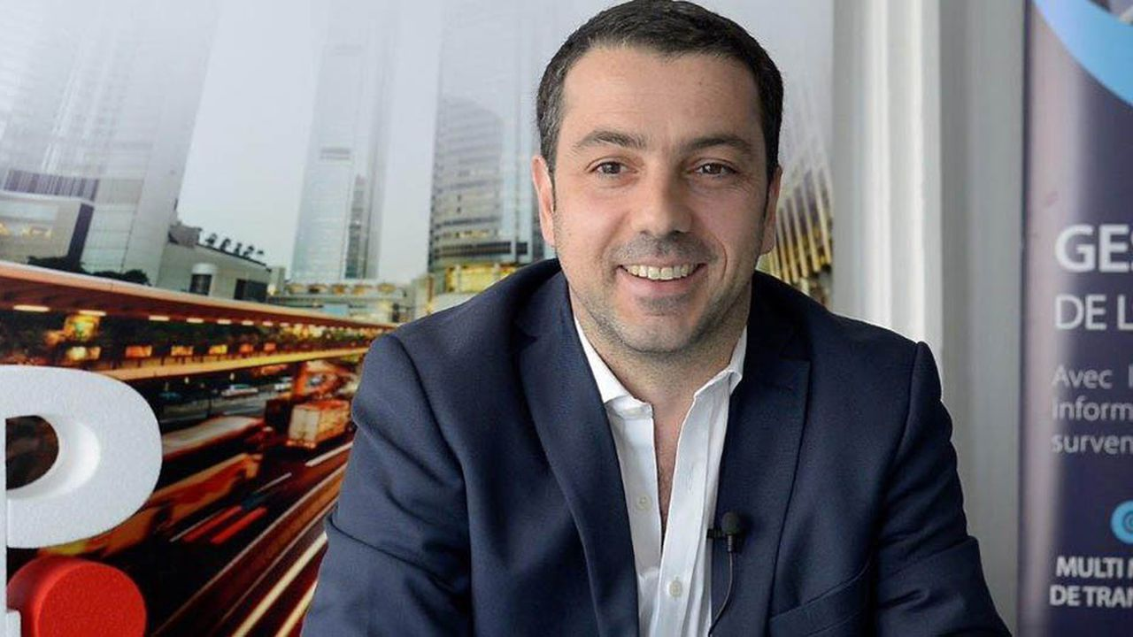Cyril Labi, président de MyTechTrip.