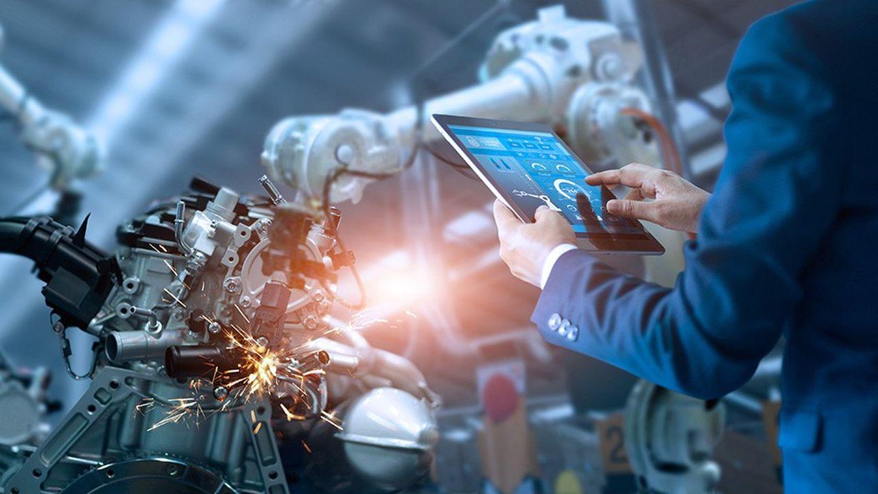 Connecter les machines utilisées dans l'industrie et exploiter les données qu'elles génèrent est un vivier de croissance et de valeur considérable.