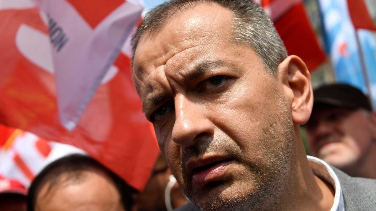 Le secrétaire général de Force ouvrière (FO), Pascal Pavageau, a démissionné ce mercredi matin.