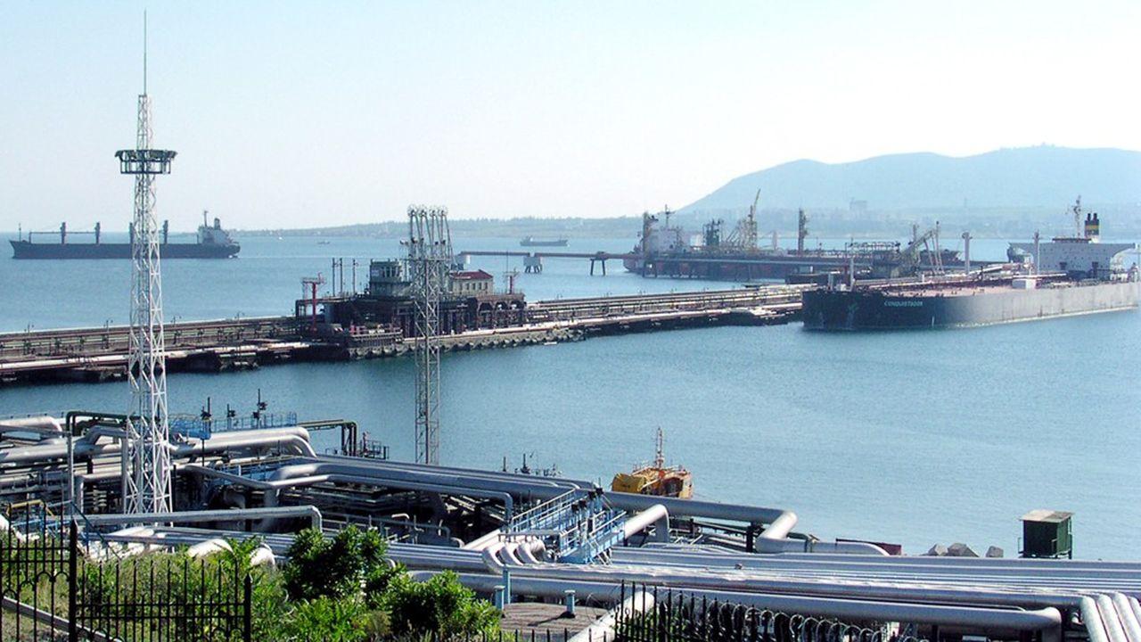 Le gaz russe représente près de 40% de la consommation de l'Union européenne