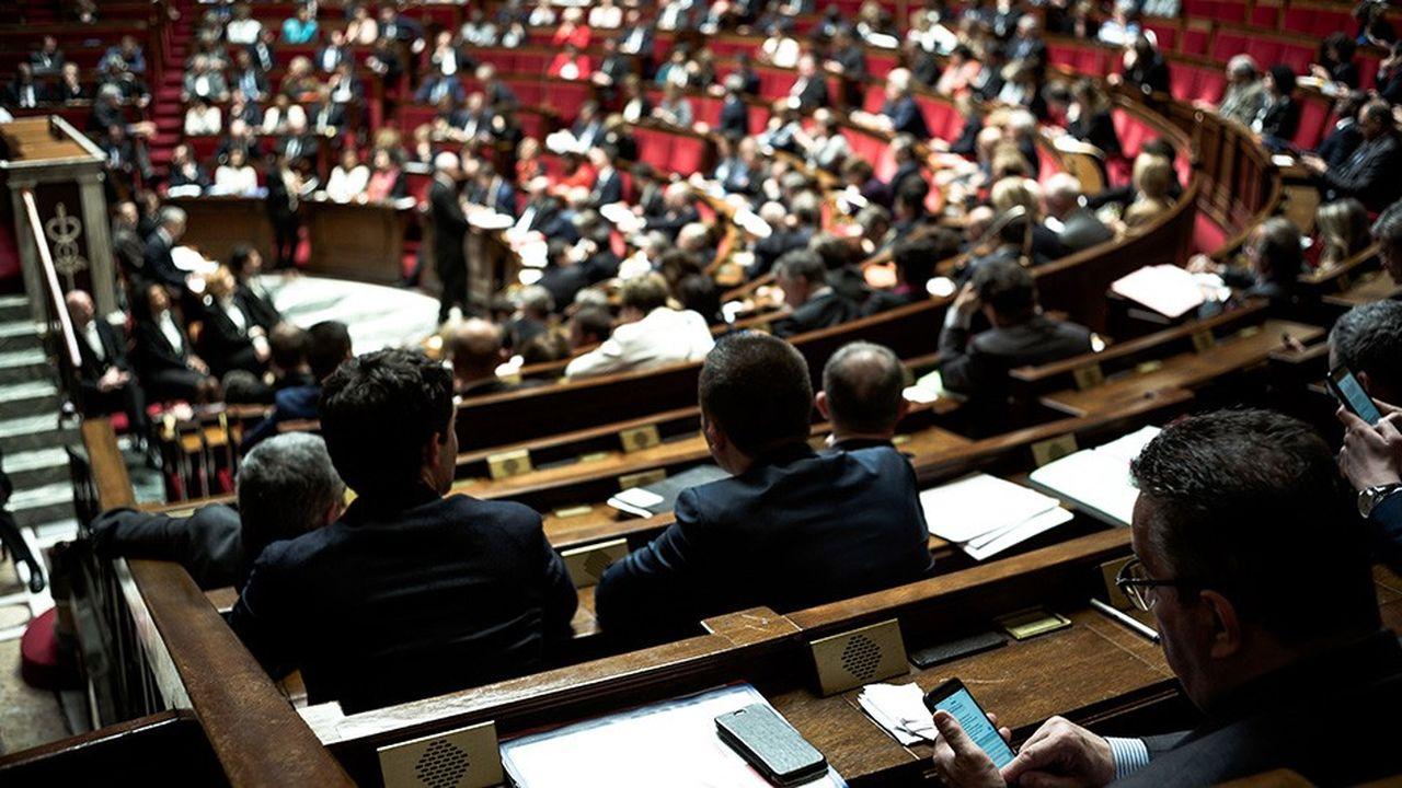 C'est la première fois que l'Assemblée nationale compte autant de groupes parlementaires