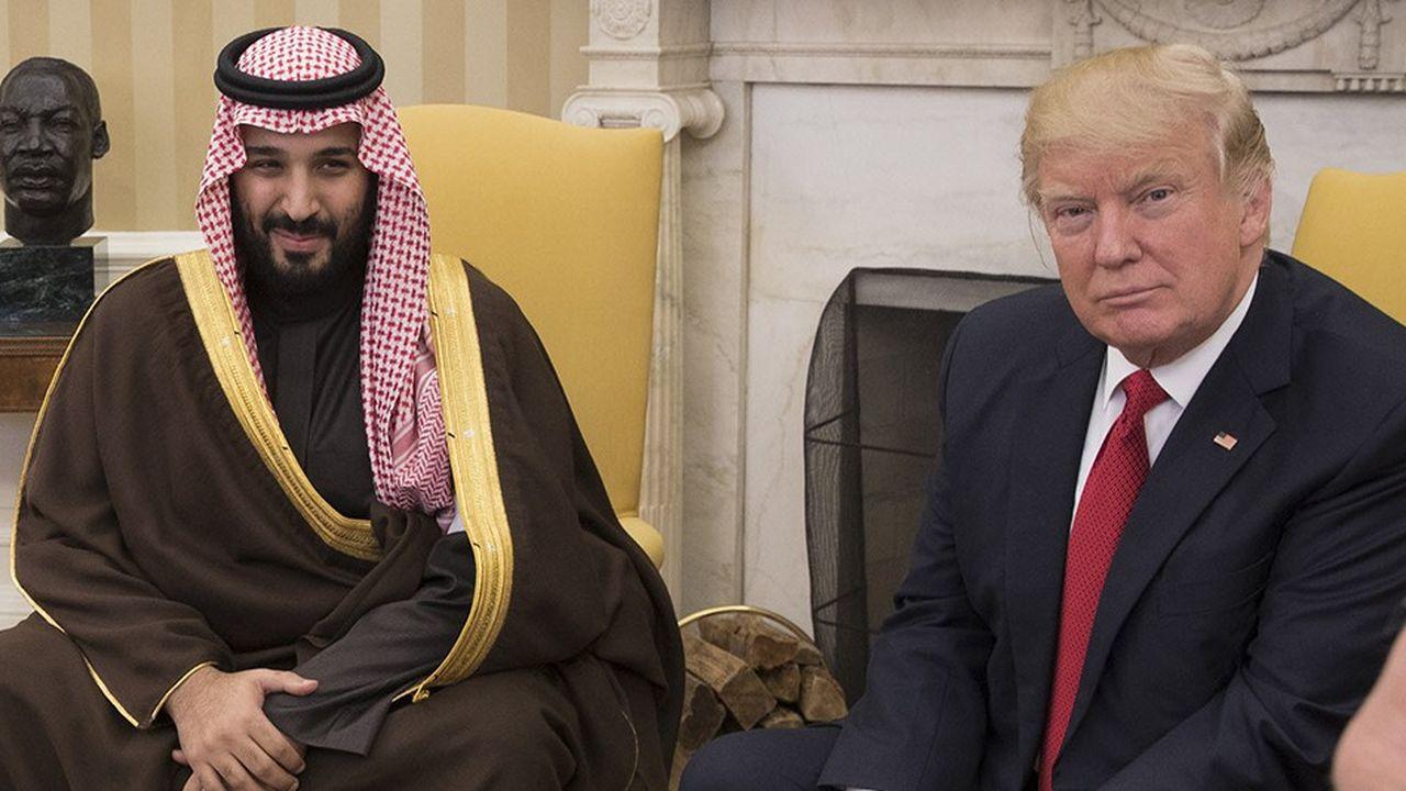 Après avoir, dans un premier temps, menacé Riyad de punitions sévères, Donald Trump n'a cessé au cours des derniers jours, d'adoucir ses propos rappelant combien les Etats-Unis avaient besoin de leur allié saoudien dans la zone.