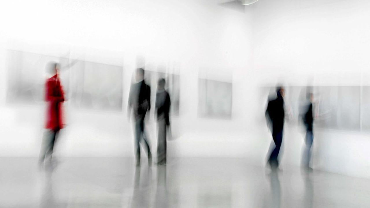 Les foires accentuent la tendance à une standardisation des galeries.