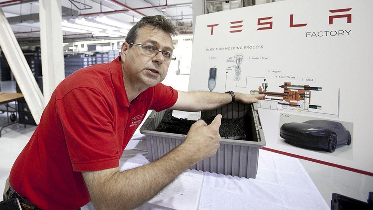 Gilbert Passin travaillait depuis 2010 pour Tesla.