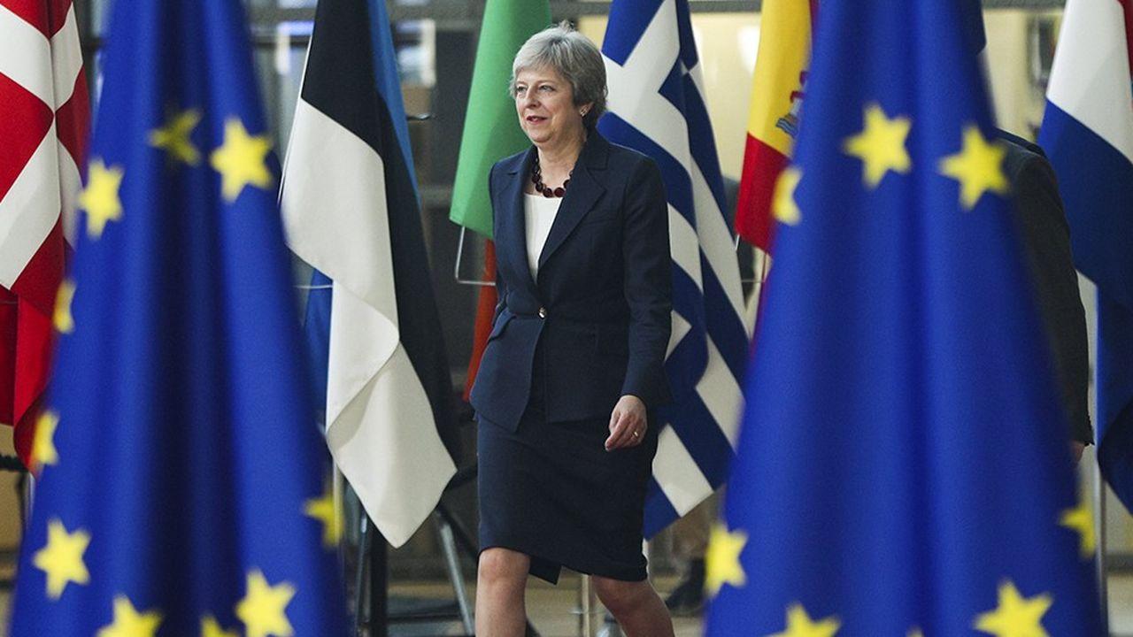 Theresa May s'est montrée optimiste sur les chances d'un accord de retrait, au Conseil européen, malgré l'absence d'avancée concrète.