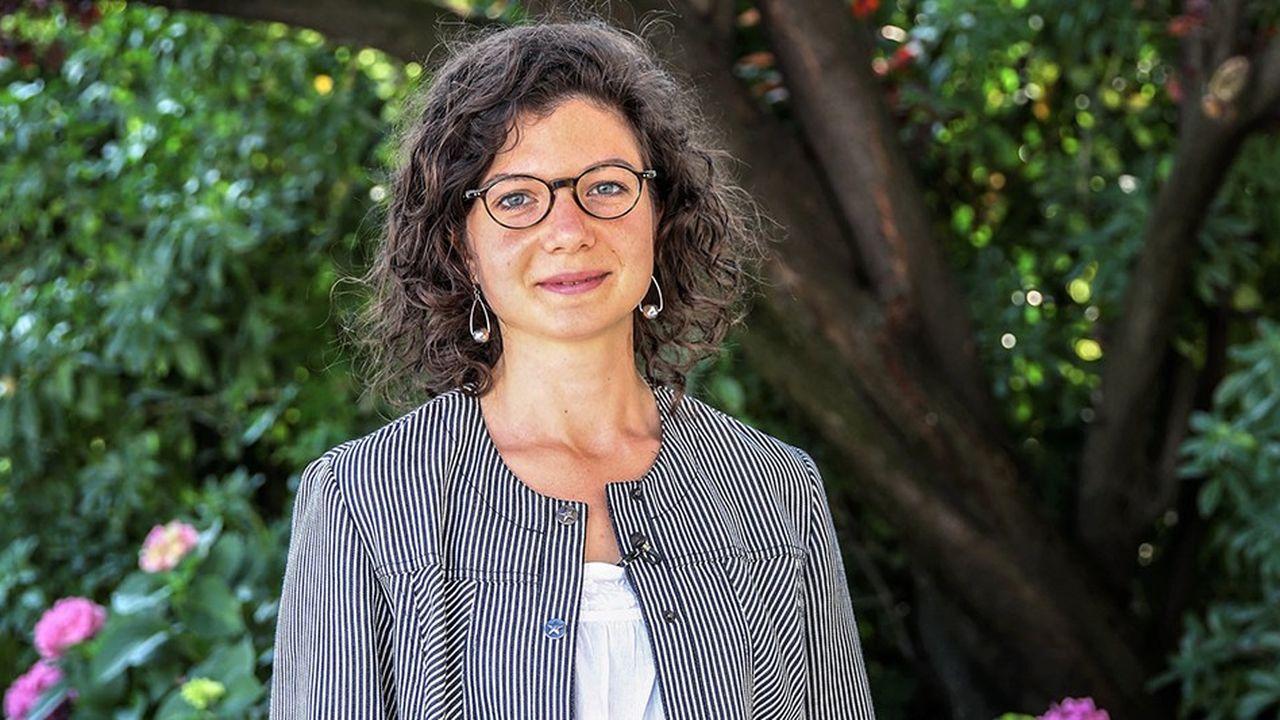 Bénédicte Peyrol, députée LREM, a été nommée cette semaine au poste de coordinatrice du groupe au sein de la commission des Finances de l'Assemblée nationale.