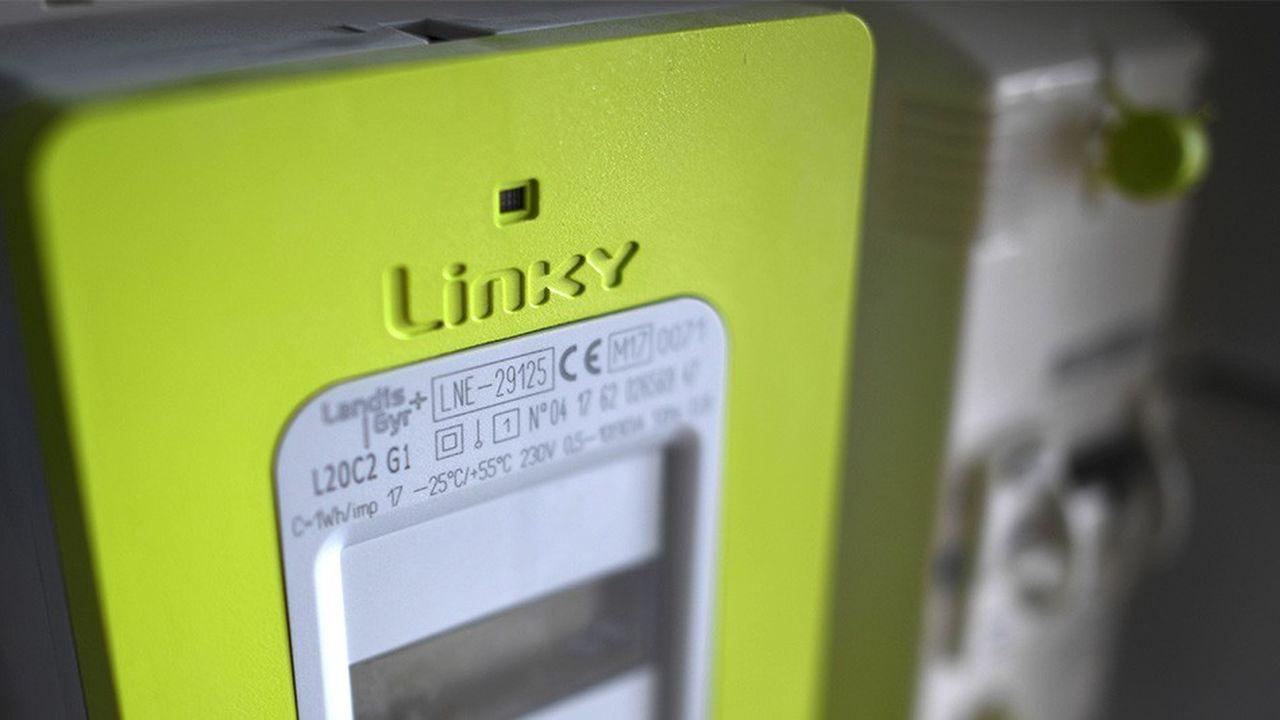 40% environ des foyers français sont équipés d'un compteur Linky.