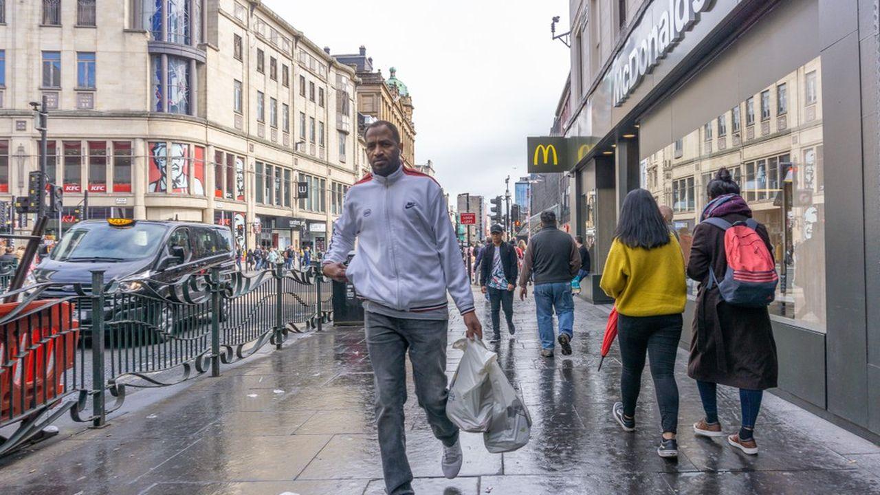 Au Royaume-Uni, la ville de Glasgow est particulièrement touchée par le problème des «déserts alimentaires»
