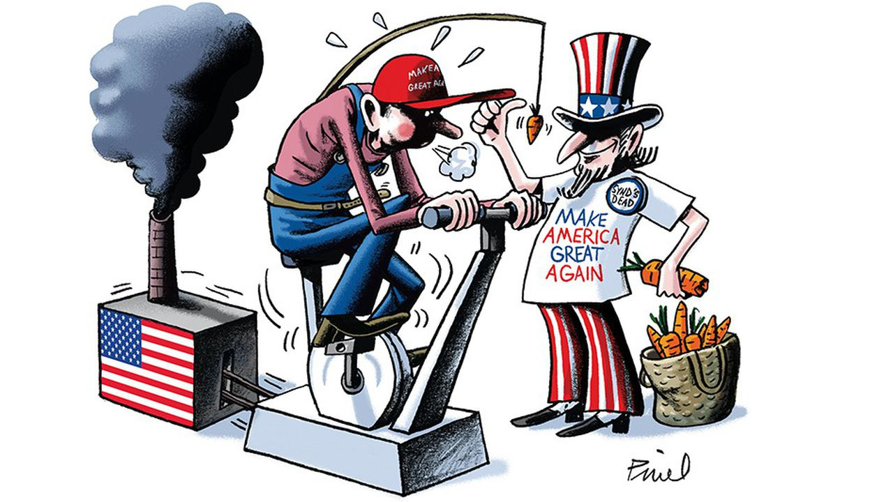 Pourquoi les salariés américains se serrent la ceinture