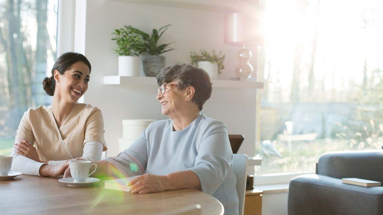 Selon le Crédoc, les plus de 50 ans consomment en France plus de la moitié des dépenses d'alimentation, d'équipement, de loisirs et de services.