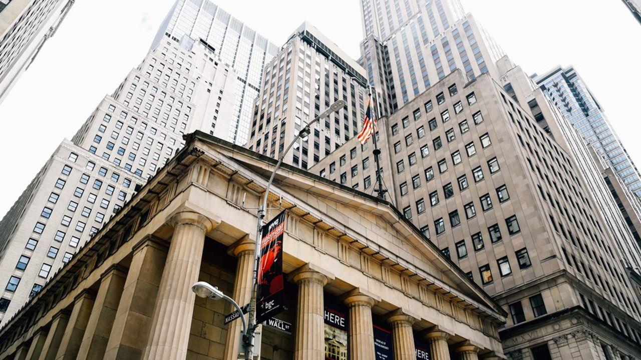 Wall Street a retrouvé son niveau de salaire d'avant la crise.