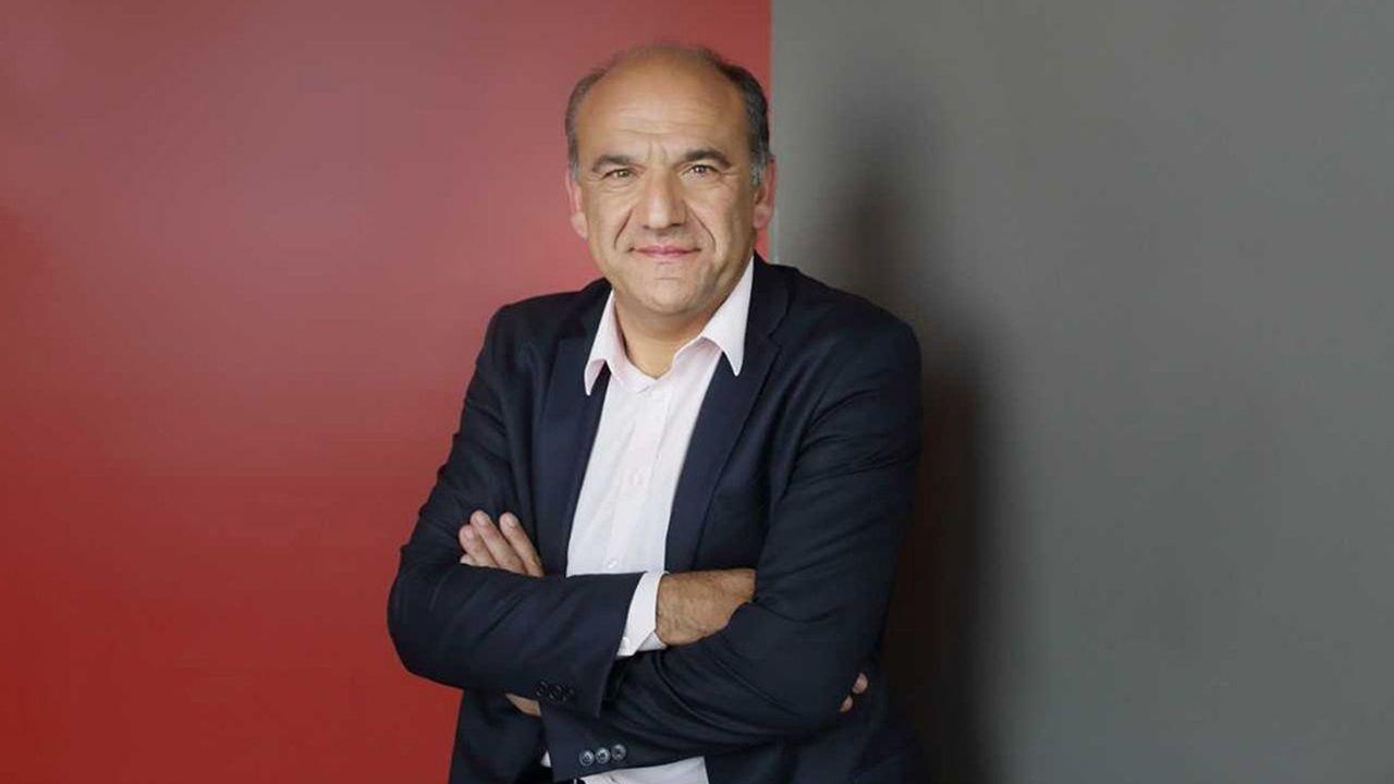 Christophe Carniel, le PDG de Vogo.