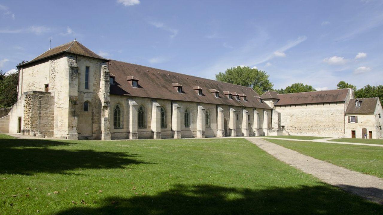 L'Abbaye de Maubuisson à Saint Ouen L'aumone