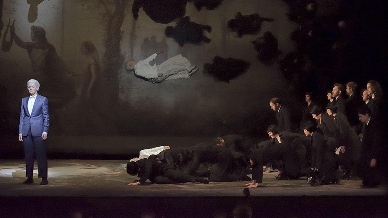 «Orphée et Eurydice», l'un des spectacles de l'Opéra-Comique qui seront présentés en Chine