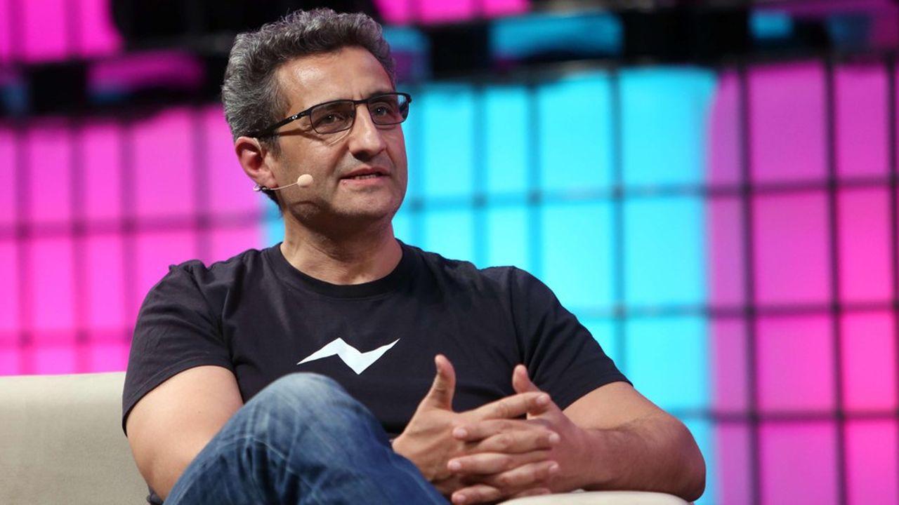 Stan Chudnovsky, VP produit de Messenger.