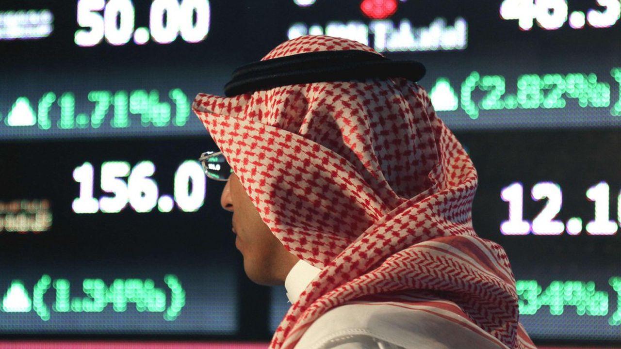 Le fonds d'investissement public saoudien (PIF) est intervenu massivement sur les marchés