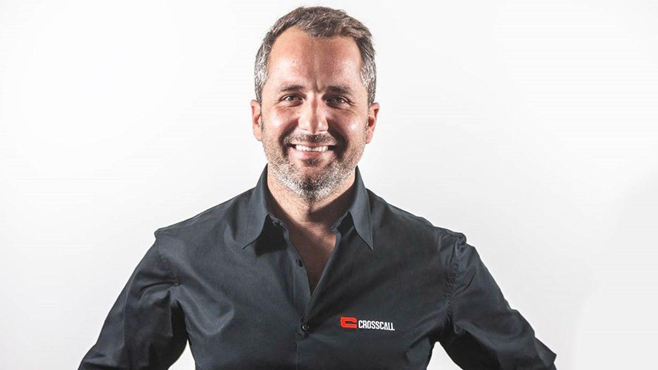 Cyril Vidal, PDG et cofondateur de Crosscall.