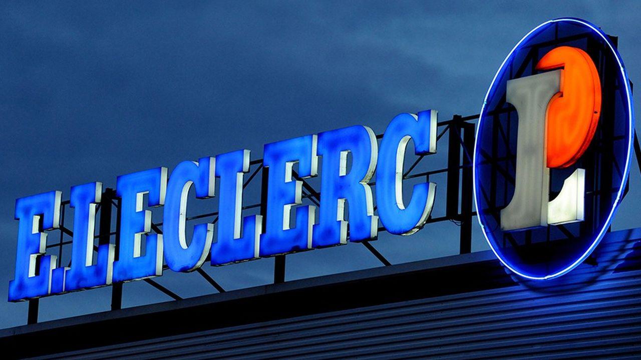 Leclerc a perdu huit fois des parts de marché au cours des neuf derniers mois.