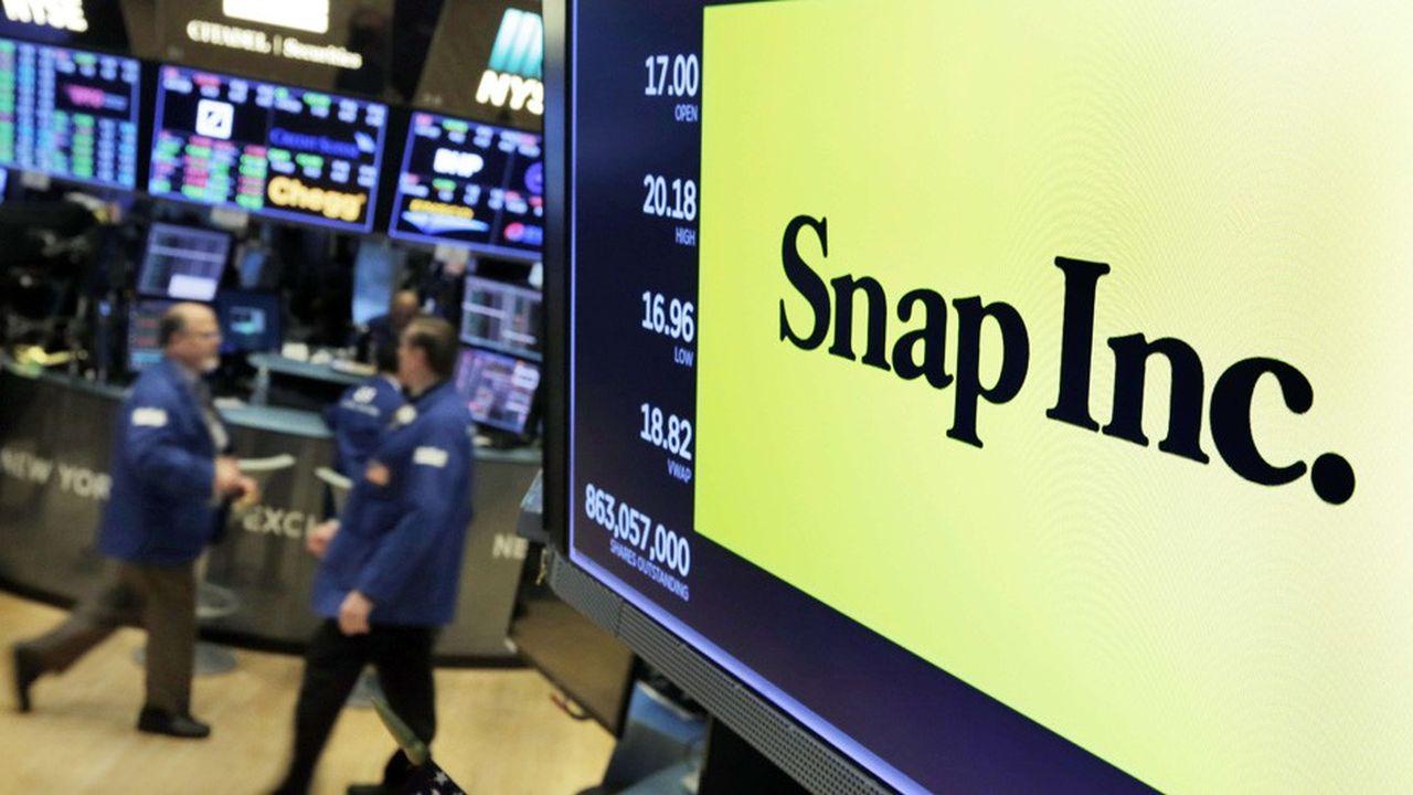 Snap va annoncer ce jeudi ses résultats du troisième trimestre