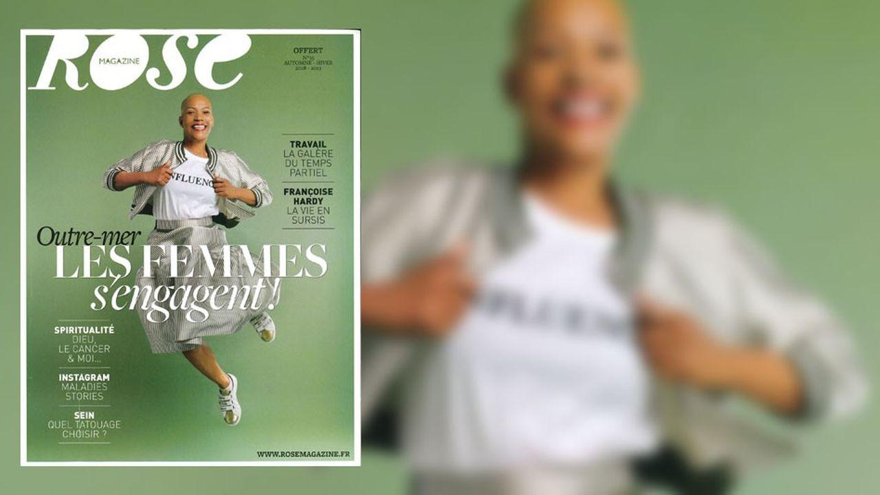 L'incroyable succès de «Rose Magazine», revue consacrée au cancer
