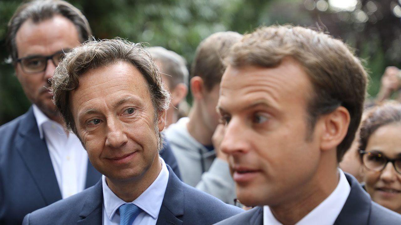 Stéphane Bern a été chargé par Emmanuel Macron d'une mission sur la sauvegarde du patrimoine.