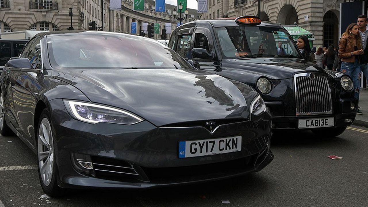 Selon EV Volumes, Tesla a vendu 41.580 véhicules en Europe sur les 18 mois s'achevant le 30juin 2018.