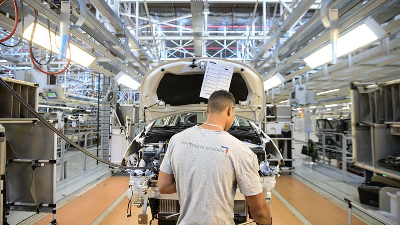 Le secteur automobile a perdu 100.000 emplois dans l'Hexagone depuis 2015.