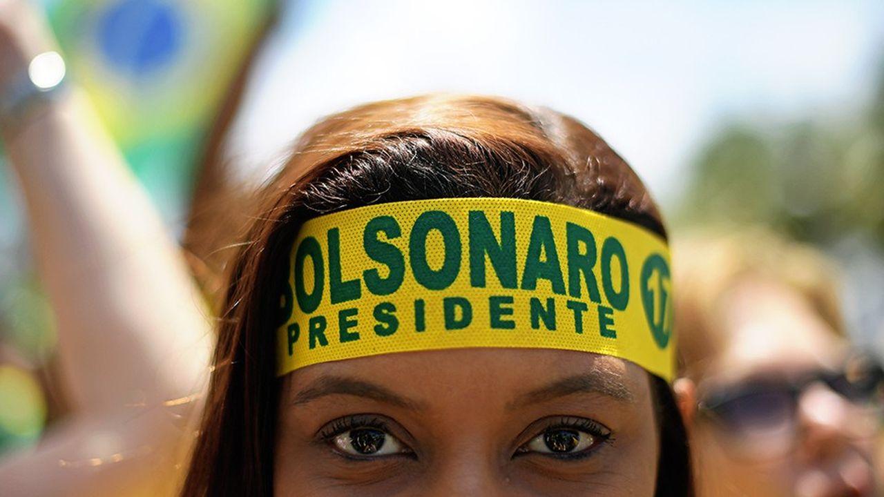 Jair Bolsonaro fait la course en tête. La gauche n'a pas réussi à constituer de front commun