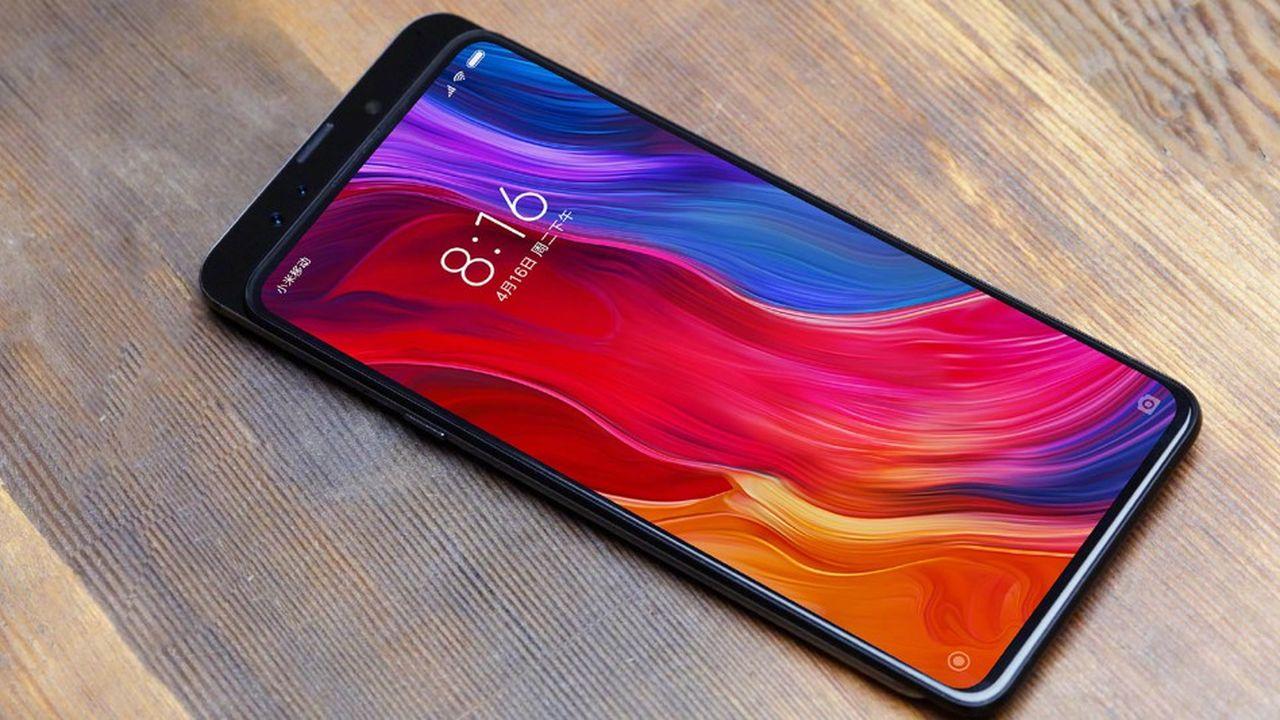 Le Mix 3 est le terminal le plus cher et le plus avancé jamais produit par Xiaomi.