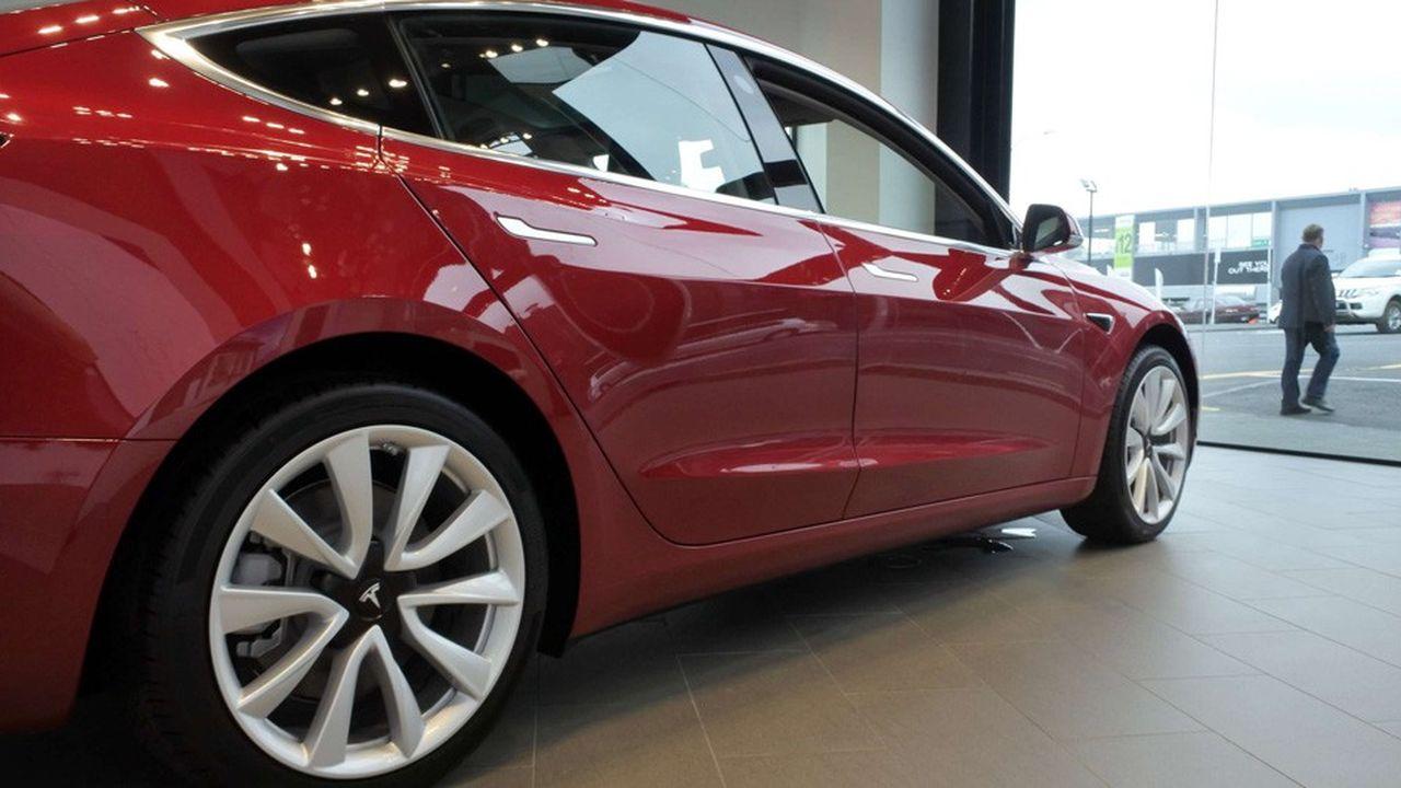 Mercredi, Tesla annonçait un bénéfice trimestriel record. Après avoir creusé ses pertes pendant deux ans.