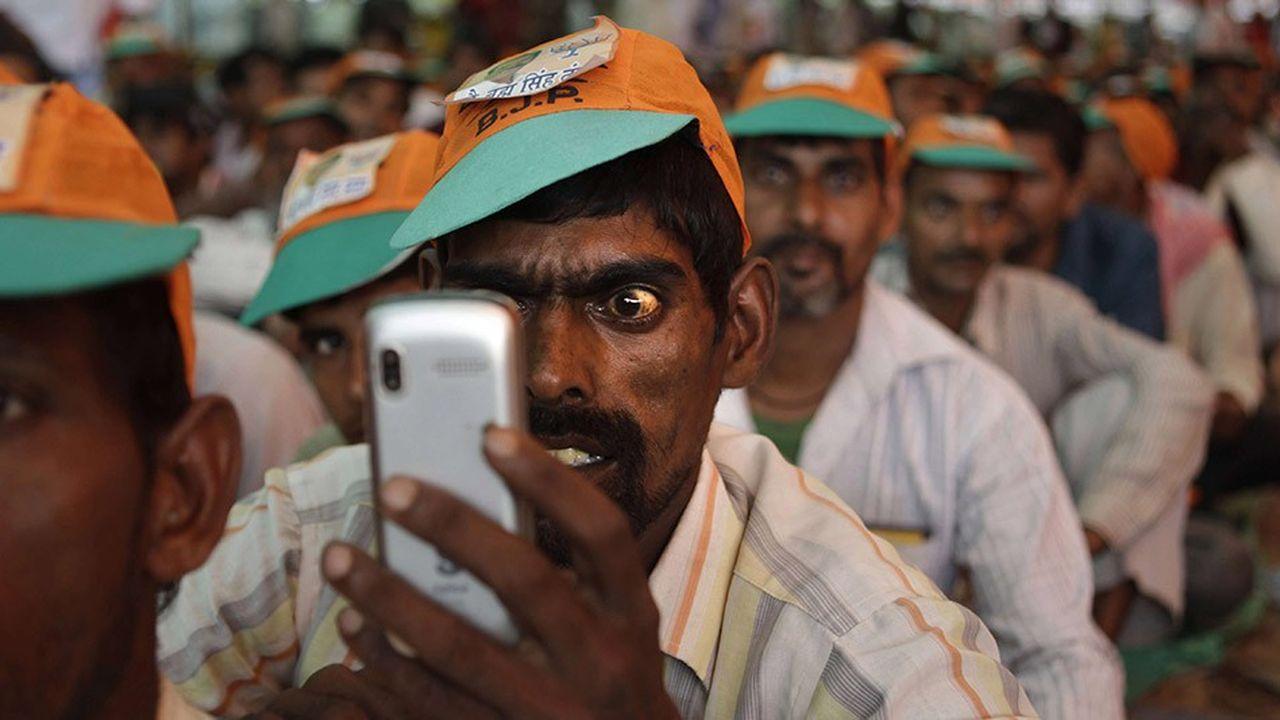 Depuis le début de l'année, Internet Shutdown a recensé pas moins de 121 coupures internet en Inde.