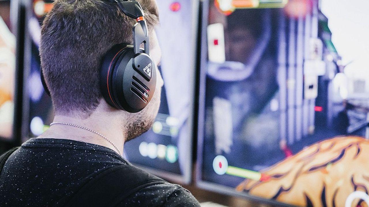 En une journée, Turtle Beach, un fabricant de casques audio avec micro et conçus pour le jeu vidéo en ligne a doublé sa capitalisation au Nasdaq