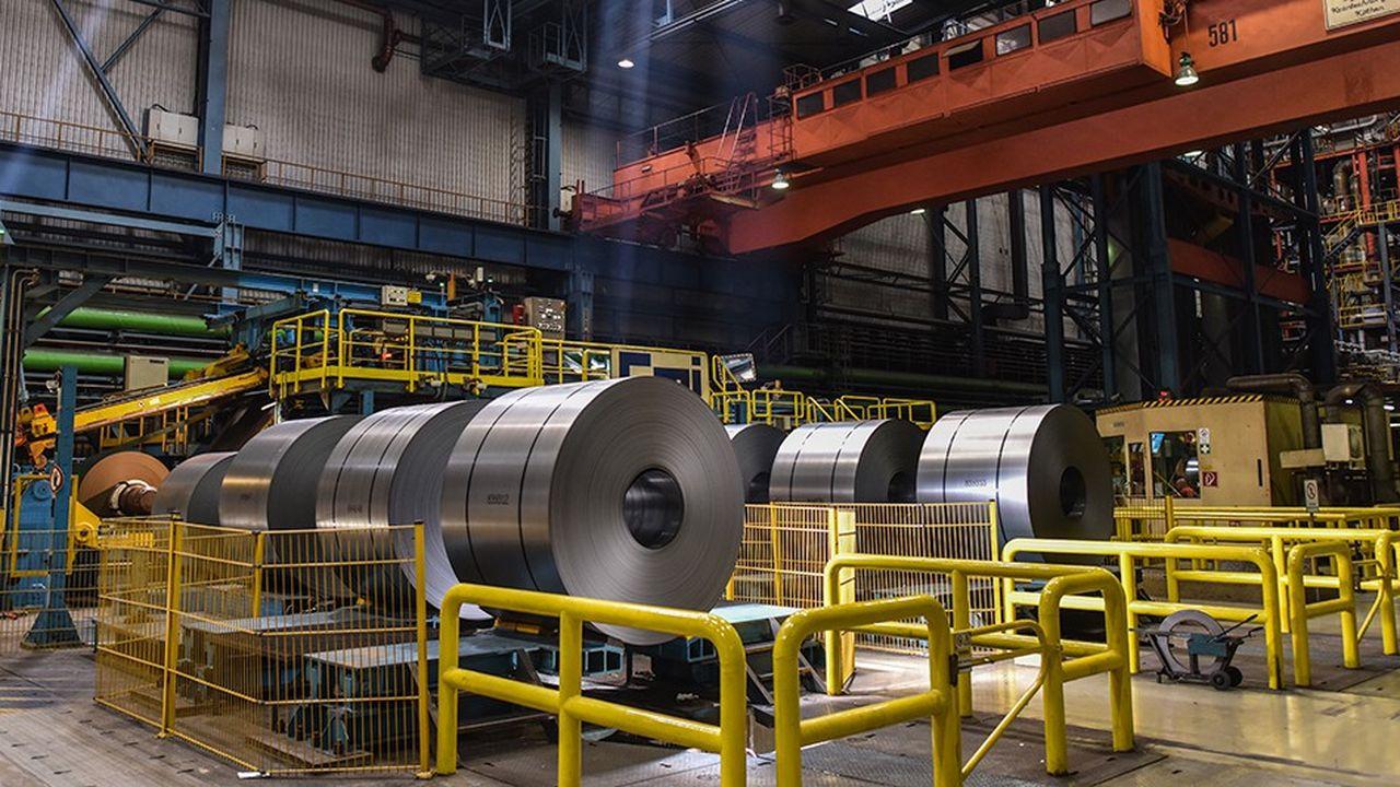 ArcelorMittal veut porter la production d'acier d'Essar Steel de 6,5 à 8 milions de tonnes par an à moyen terme.