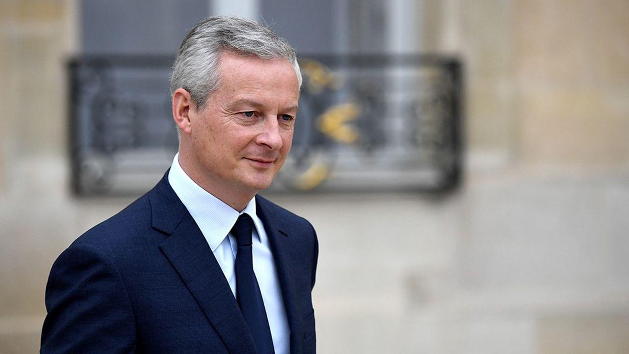 Selon Bruno Le Maire, le ministre de l'Economie et des Finances, le ratio prudentiel imposé aux investissements en actions par la directive Solvabilité 2 « est tout simplement pénalisant ».