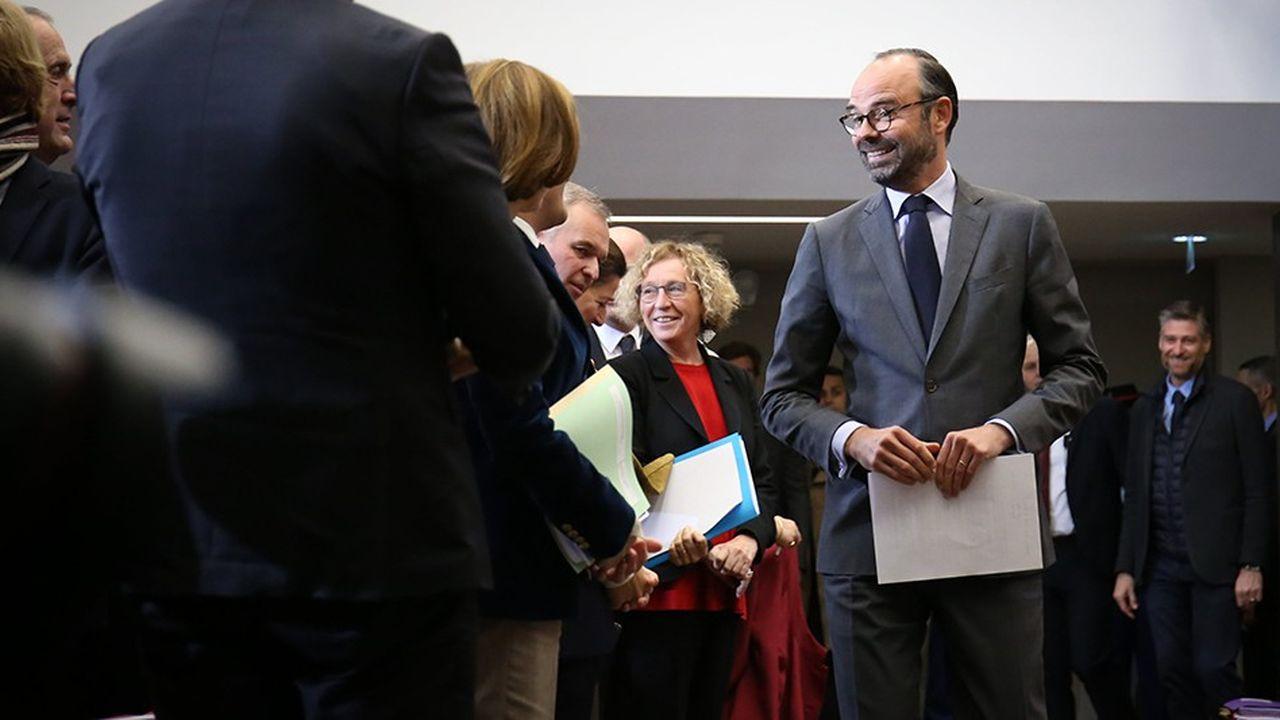 Edouard Philippe a dévoilé lundi une série d'annonces «transversales» sur la réforme de l'Etat.