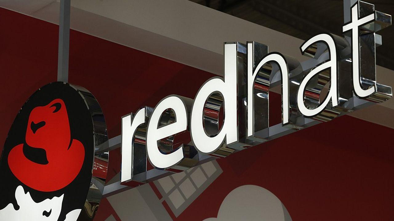 Lors de son dernier exercice annuel, Red Hat a généré près de 3 milliards de dollars de chiffre d'affaires.