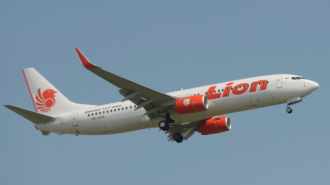 L'avion était à destination de Pangkal Pinang, une ville de l'île de Bangka, au large de Sumatra