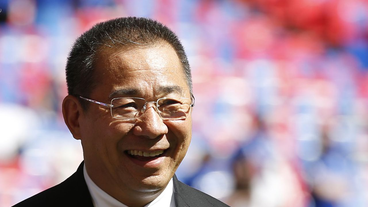Le milliardaire thaïlandais de 60 ans était très populaire auprès des joueurs comme des fans du club de foot anglais