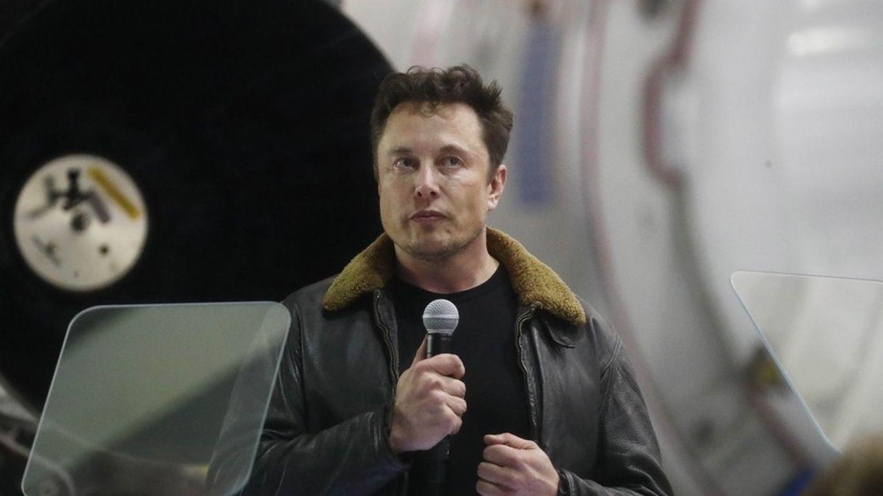 Elon Musk et Tesla avaient tous les deux accepté de payer 20millions de dollars d'amende à la SEC