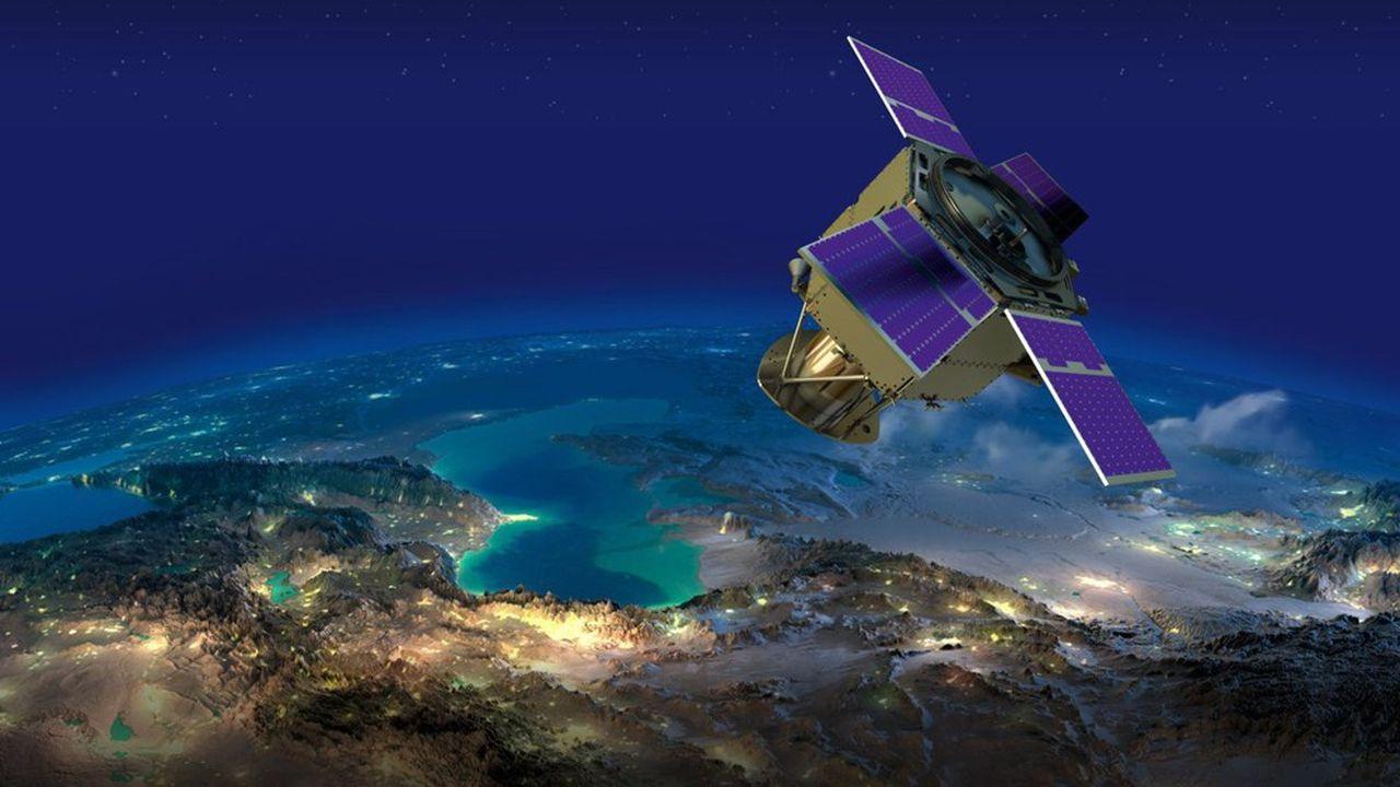 KhalifaSat est principalement dédié à des missions d'observation de la planète, notamment des calottes glaciaires