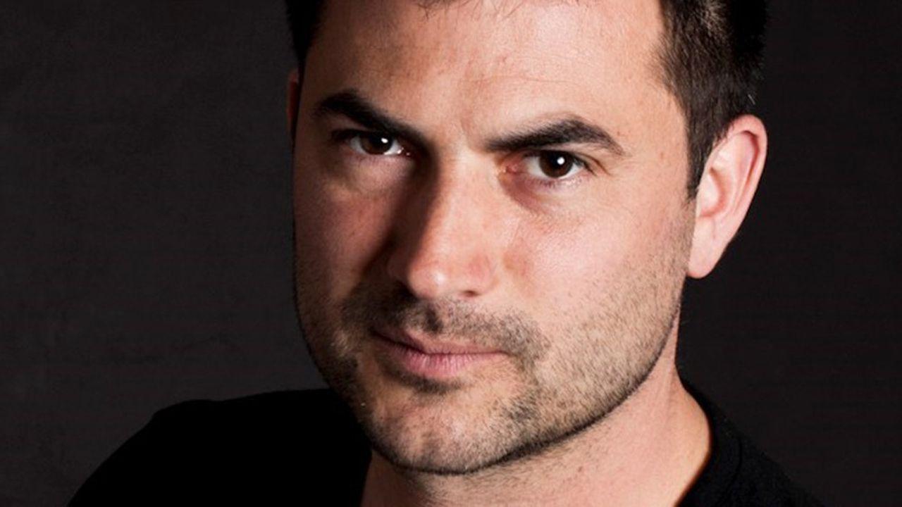 Grégoire Guignon, président-fondateur de la société SailEazy.