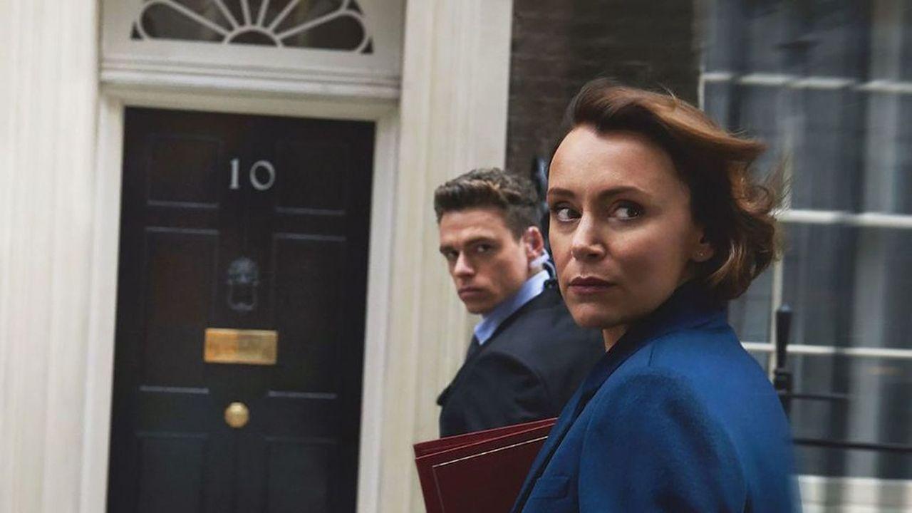 «Bodyguard», la dernière série à la mode de la BBC.