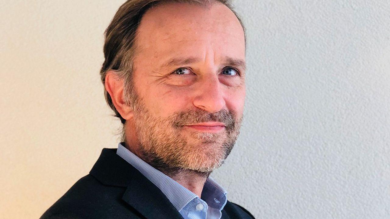 Arnaud Blanchard, le PDG de myCO.