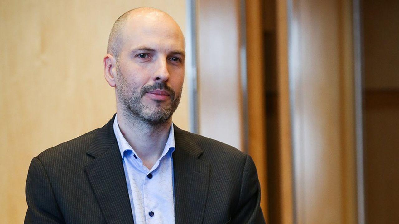 Bart Gruyaert, cofondateur d'Altifort