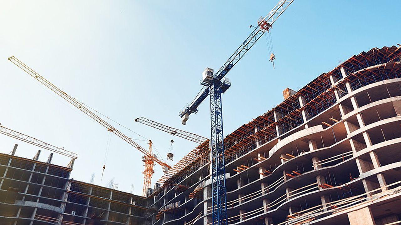 Les assureurs étrangers détiennent 10% des assurances dommages-ouvrages et décennales souscrites par an en France.