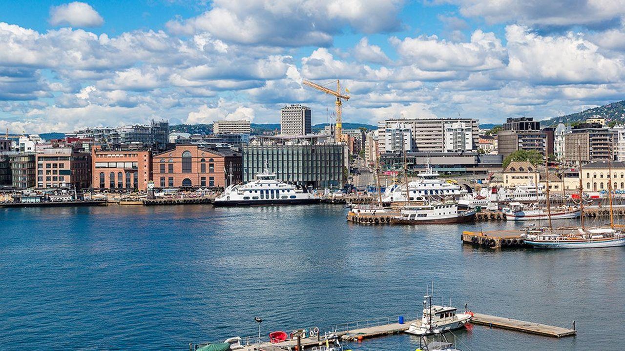 La Norvège fait partiedu groupe de pays d'Europe du Nord (Norvège, Islande, Suède, Danemark, Pays-Bas, Finlande), plus la Suisse, qui trustela tête du tableau de l'indice de positivité des économies.